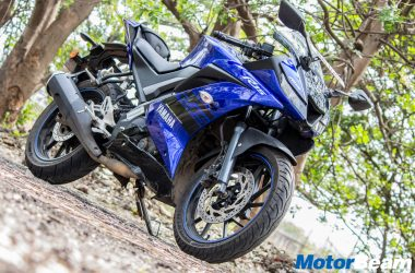 Yamaha R15 V3 Road Test Image Gallery
