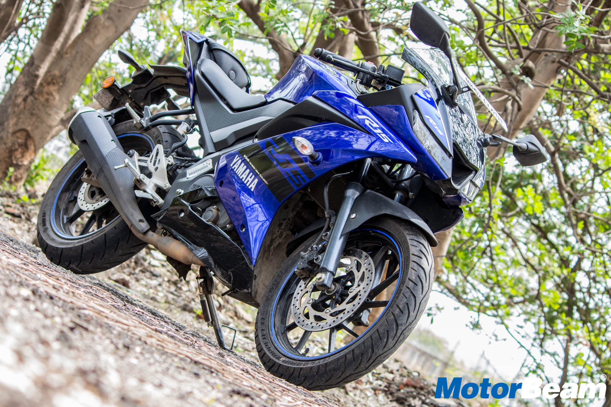 Yamaha R15 V3 Review Road Test
