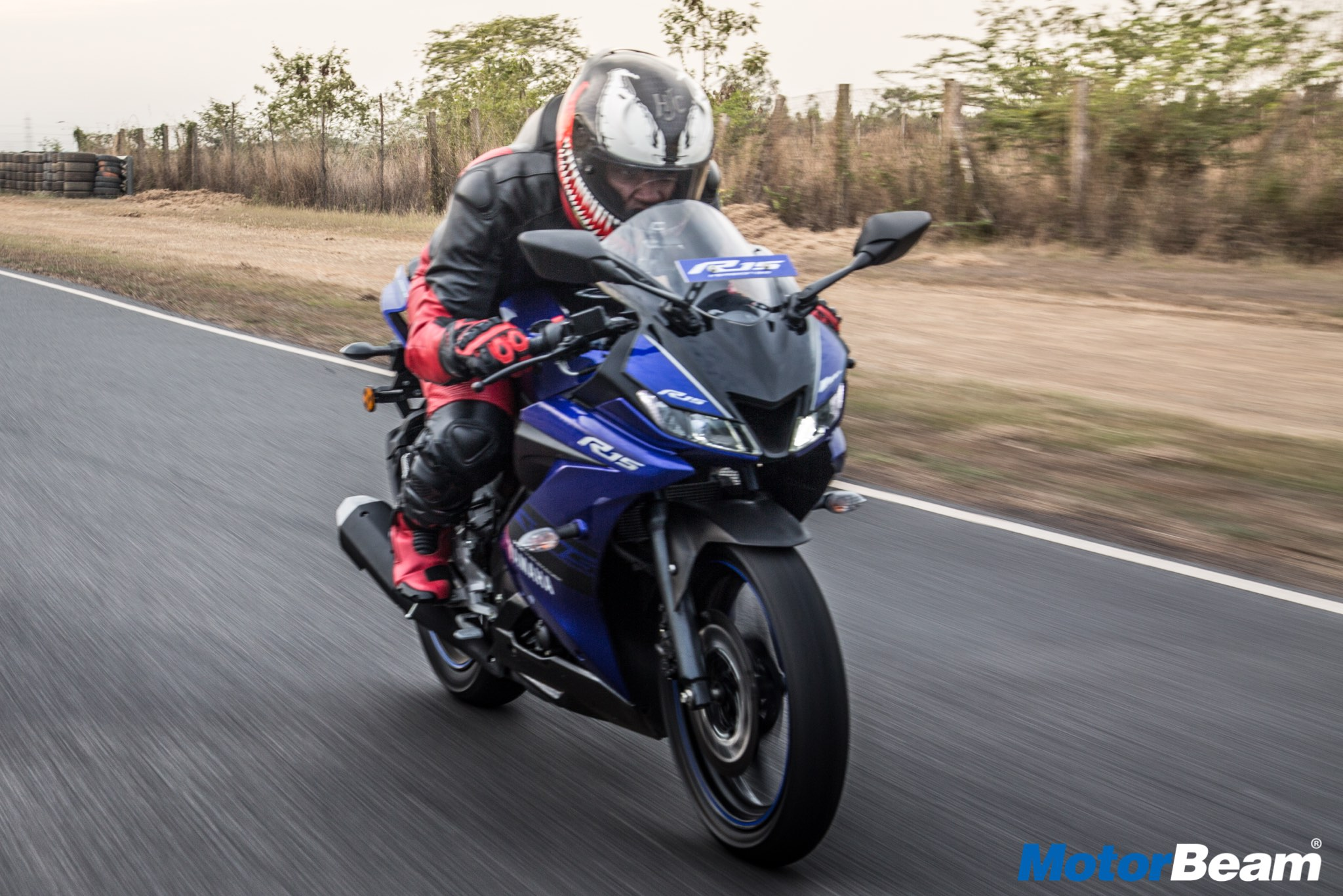 Yamaha R15 V3 Test Drive Review