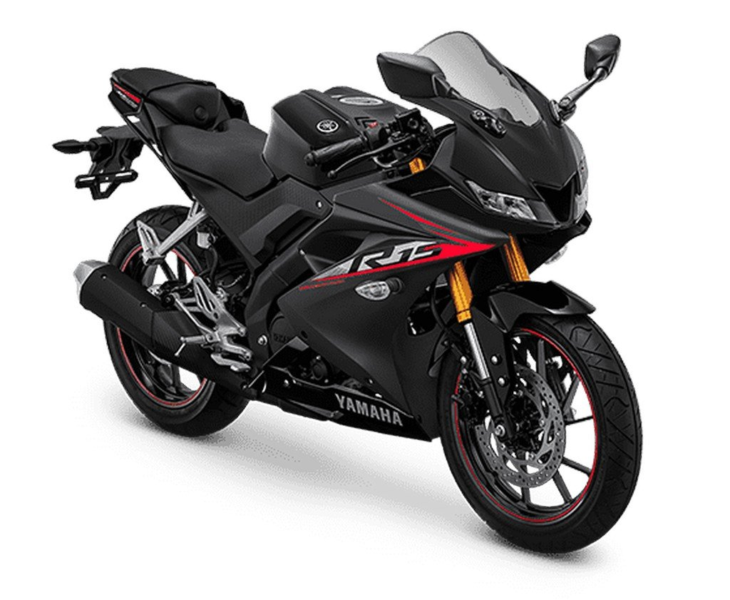 Yamaha R15 V3.0 Racing Black