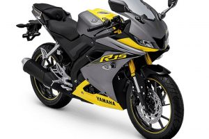 Yamaha R15 V3.0 Racing Yellow