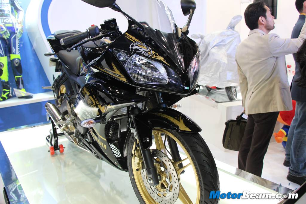 new car launches april 20142014 Yamaha R15 V3 Leaked Launch In April 2014