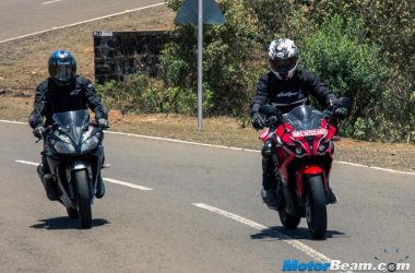 Yamaha R15 vs Pulsar RS 200 Video