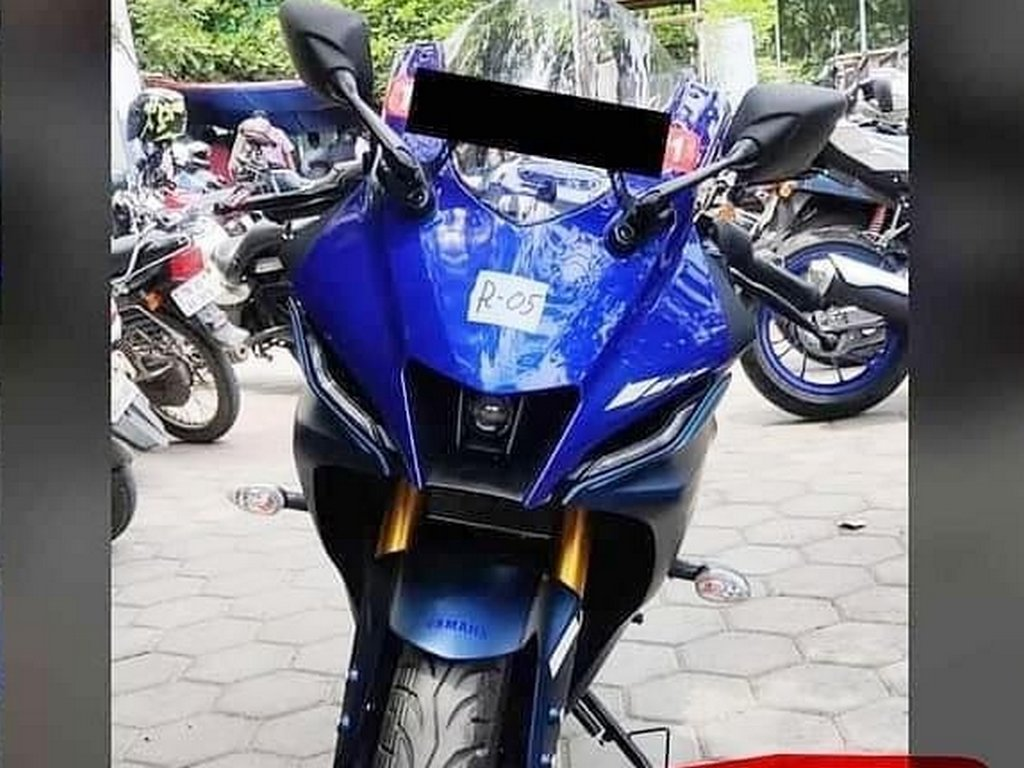 Yamaha R15M Spotted