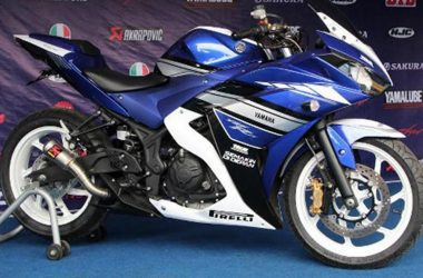Yamaha R25 Special Edition Launched In Indonesia