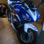 Yamaha R25 Special Edition Spy Shot Front
