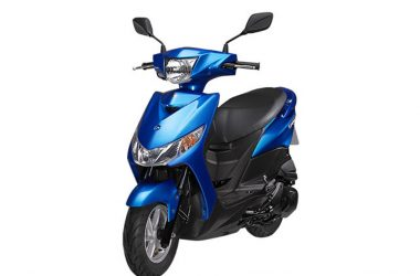 Yamaha Ray 125 Launched In Taiwan, India Bound In 2015