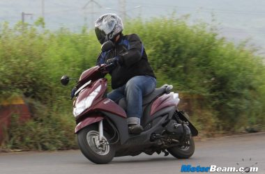Yamaha To Launch Ray 125cc Scooter By September 2014