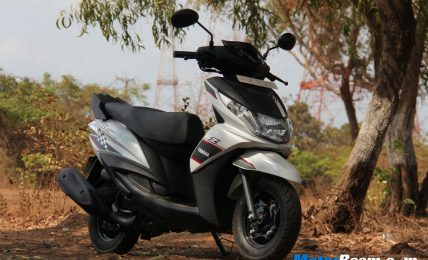Yamaha Ray Z Review