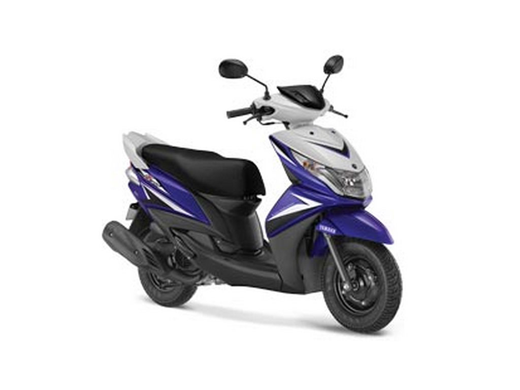 Yamaha Ray Blue Images Galleries With