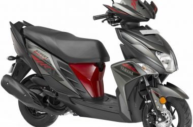 Yamaha Cygnus Ray ZR Street Rally Edition Launched, Priced At Rs. 57,898/-