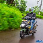 Yamaha Ray ZR Video Review