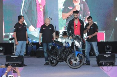 Yamaha SZ-RR Version 2.0 Launched, Priced At Rs. 65,300/-