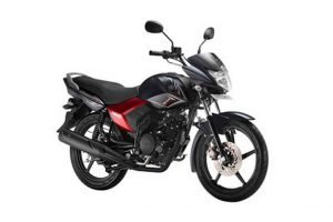 Yamaha Saluto Black Red