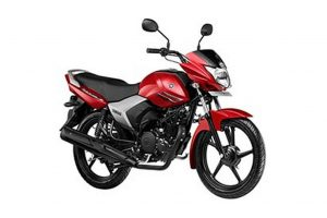 Yamaha Saluto Red