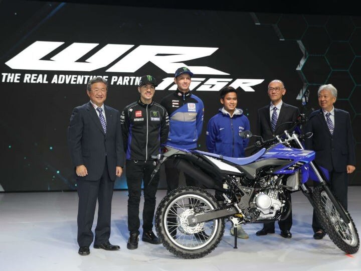 Yamaha WR155R Based On R15 Launched In Indonesia