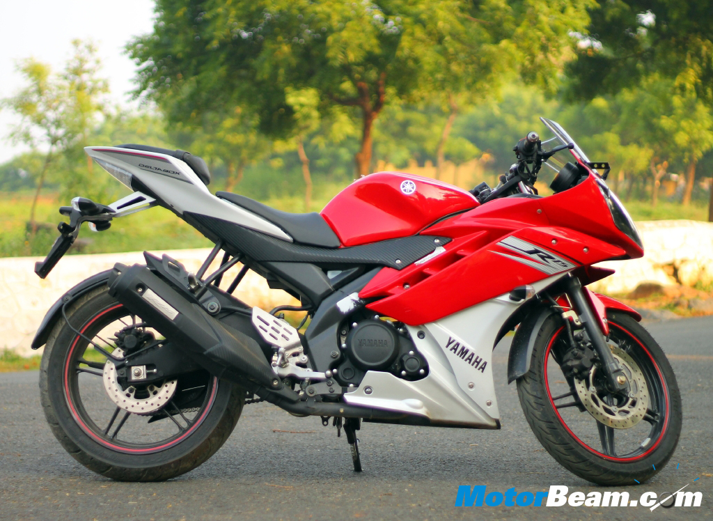 Yamaha Yzf R15 V2 0 Test Ride Review