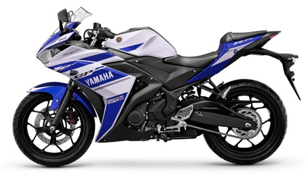 Yamaha YZF-R25 Racing Blue