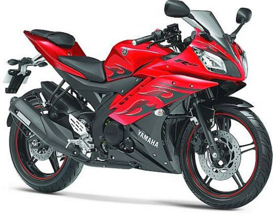 Yamaha R15 Fiery Red Edition