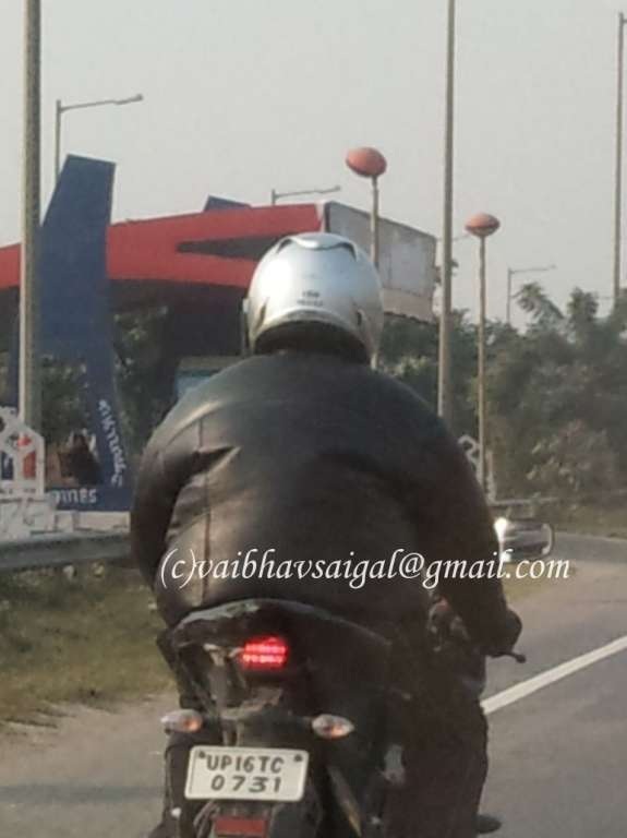 Yamaha R125/R15 Spied In India, Edit – R15 It Is