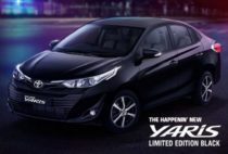 Yaris Black Edition