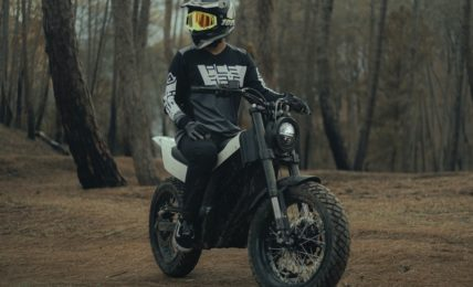 Yatri Motorcycles Project One Front