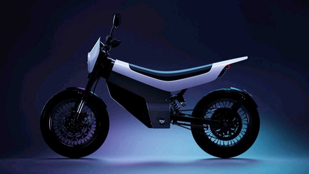 Yatri Motorcycles Project One Side