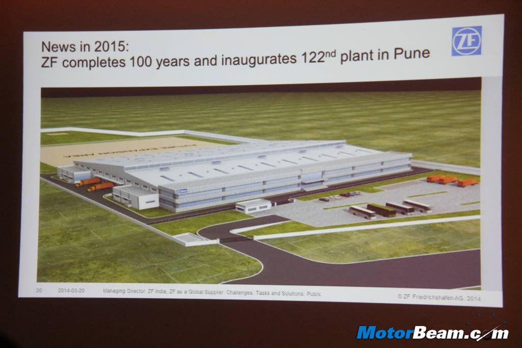 ZF Pune Plant