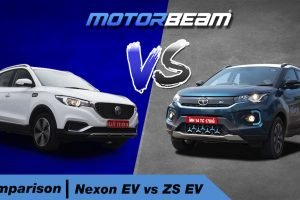 ZS EV vs Nexon EV Hindi
