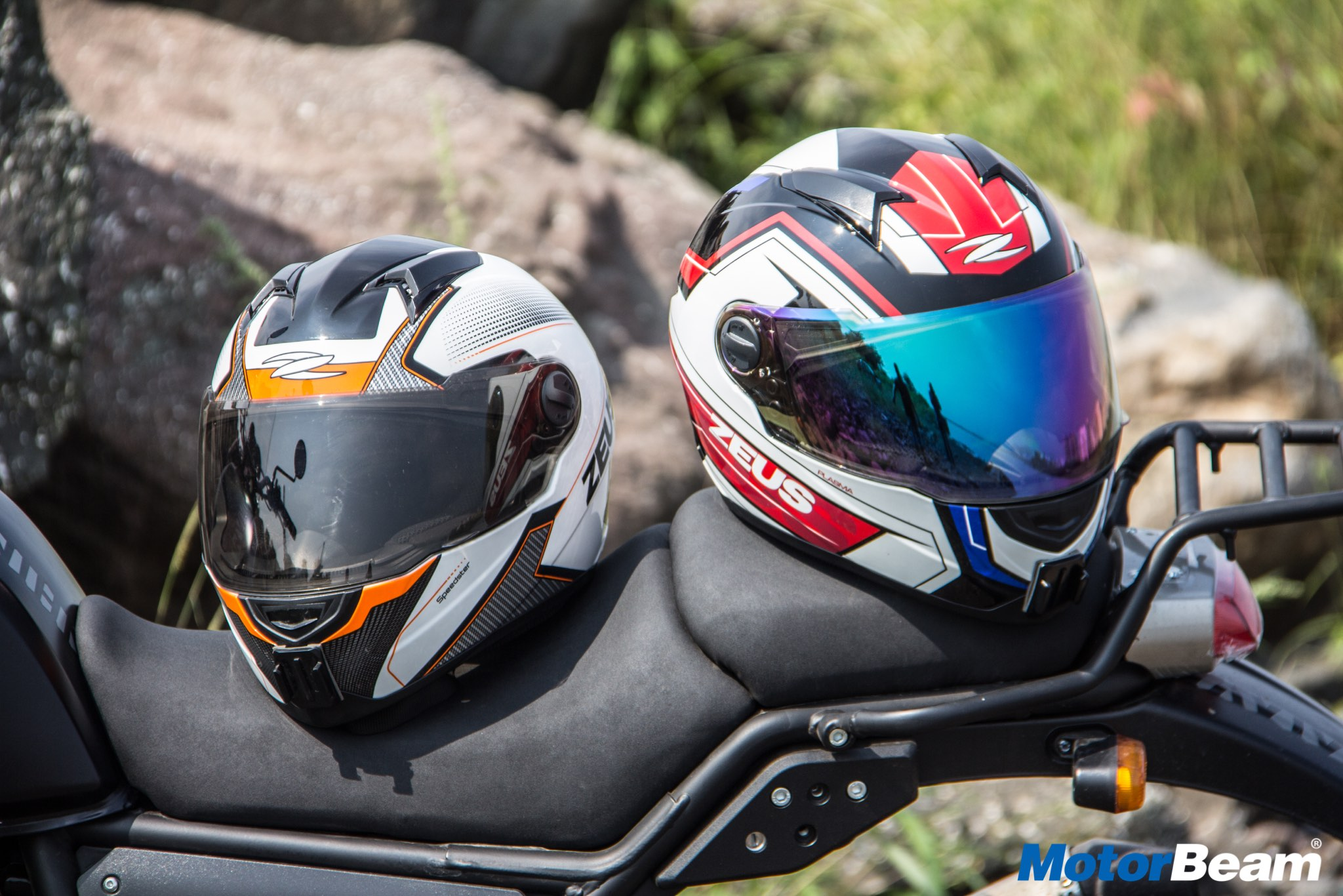 Zeus ZS811 Helmet Review