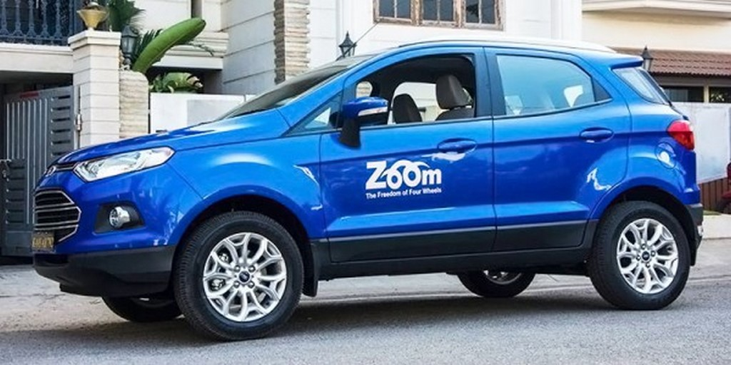 Zoomcar Ford EcoSport