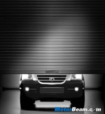Force Motors SUV Teaser